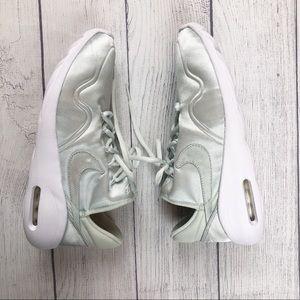 NEW Nike Air Max Sasha Satin Barely Grey Shoes 9.5